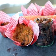 Healthy Carrot Muffin
