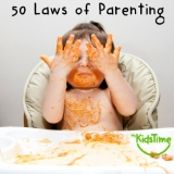 50 laws of parenting