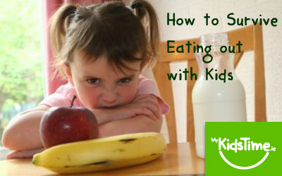 How to Survive Wating out with Kids