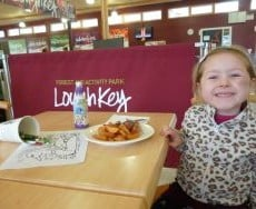 Lakeside Cafe Lough Key