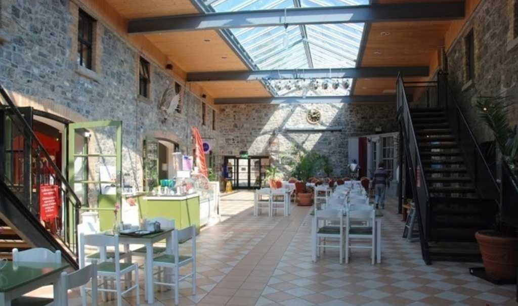 kid friendly restaurants in Ireland Belvedere House