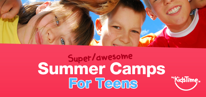 summer camps teens blog