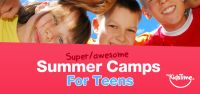 summer camps teens feature