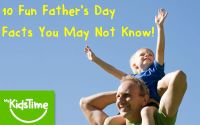 10 Fun Fathers Day Facts small