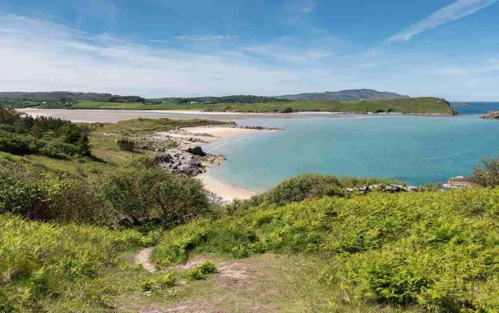Ards Forest Park outdoor places in Donegal
