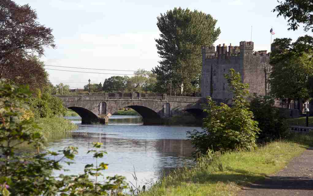 Athy river outdoor places in Kildare
