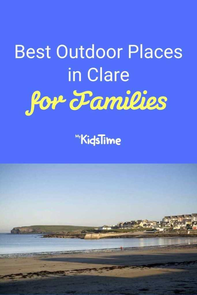 Best Outdoor Places in Clare for Families