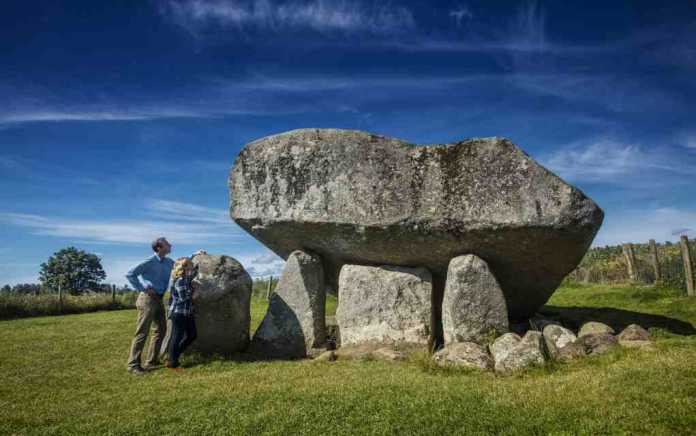Brownshill Dolmen outdoor places in Carlow