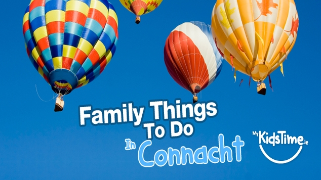 Family Things to do Connacht