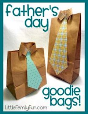 Father-day-goodie-bag gift idea