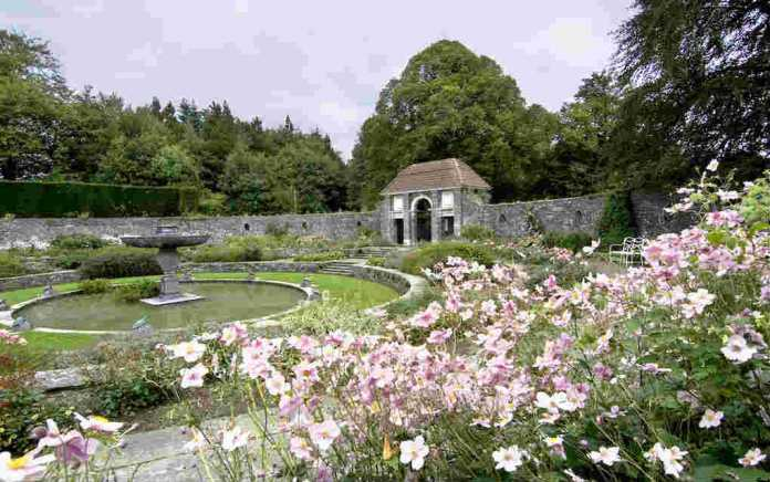 Heywood Gardens for Free things to do in Laois