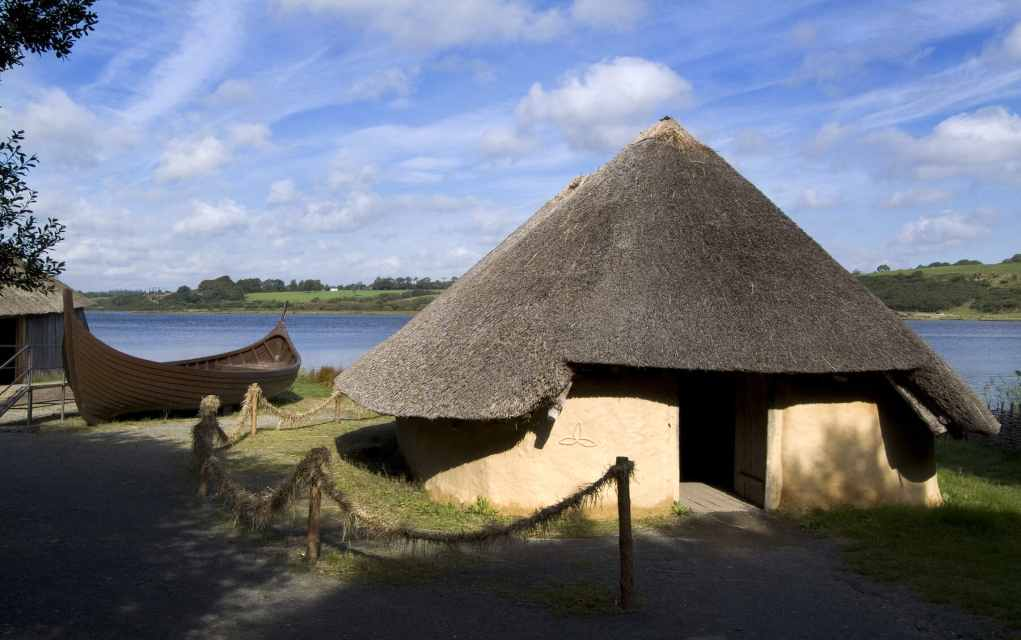 Irish National Heritage Park outdoor places in Wexford