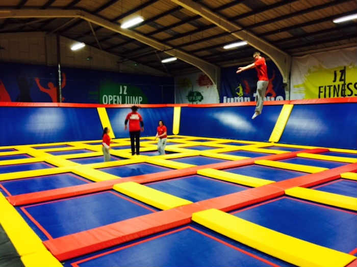 JumpZone for things to do in Leinster - Mykidstime