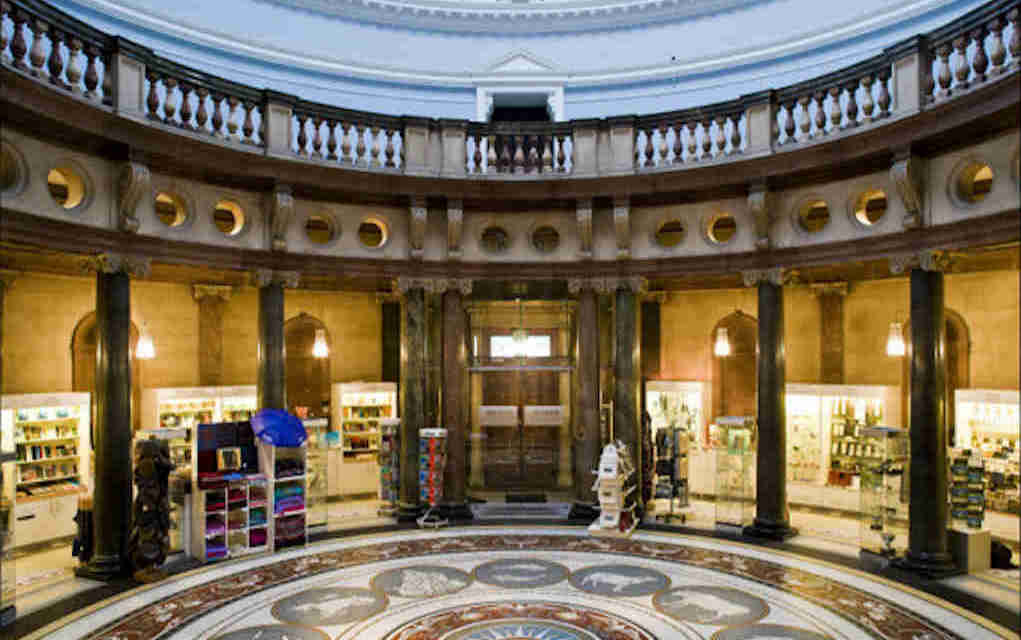 National Museum of Ireland Archaeology free day out in Dublin with the family