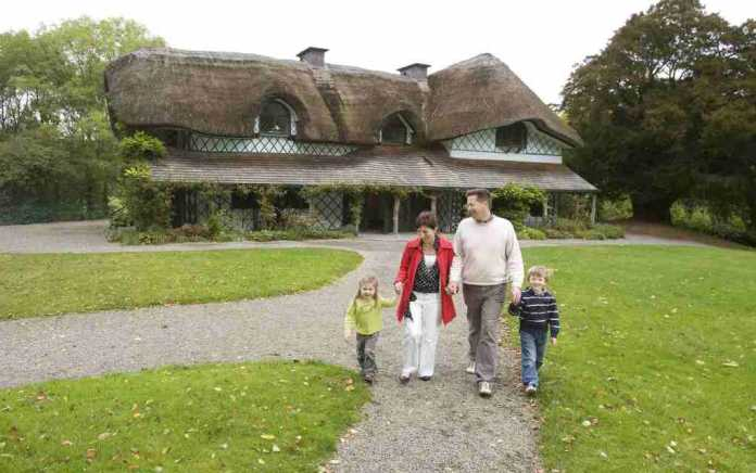 Swiss Cottage,Cahir Outdoor places in Tipperary