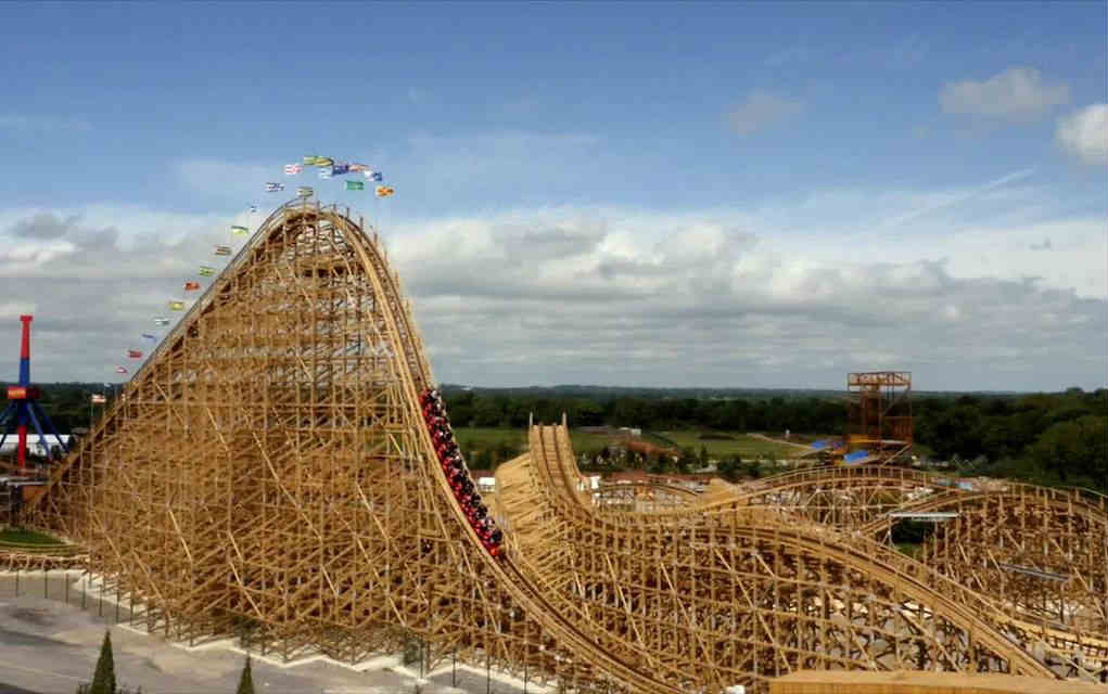 Tayto Park for things to do in Leinster - Mykidstime