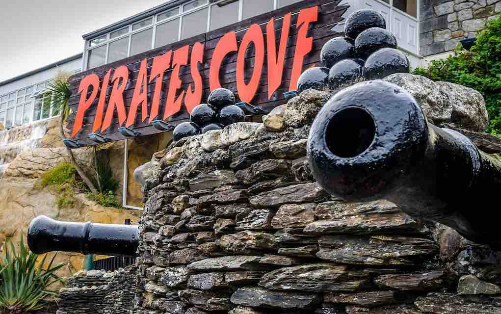 Pirates Cove Rainy Day Activities for Kids in Wexford