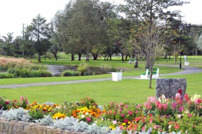 the mall park longford