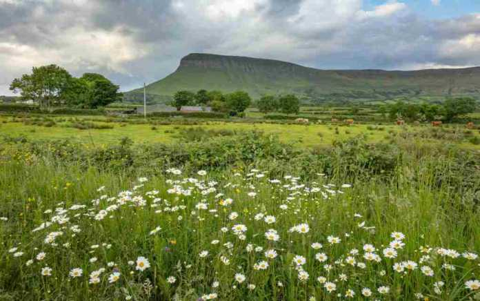 Benbulben outdoor places in sligo