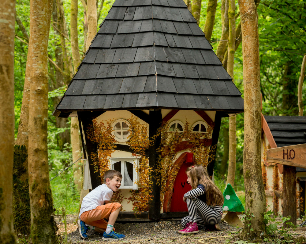 Castlecomer Discovery Park Elf & Fairy Village