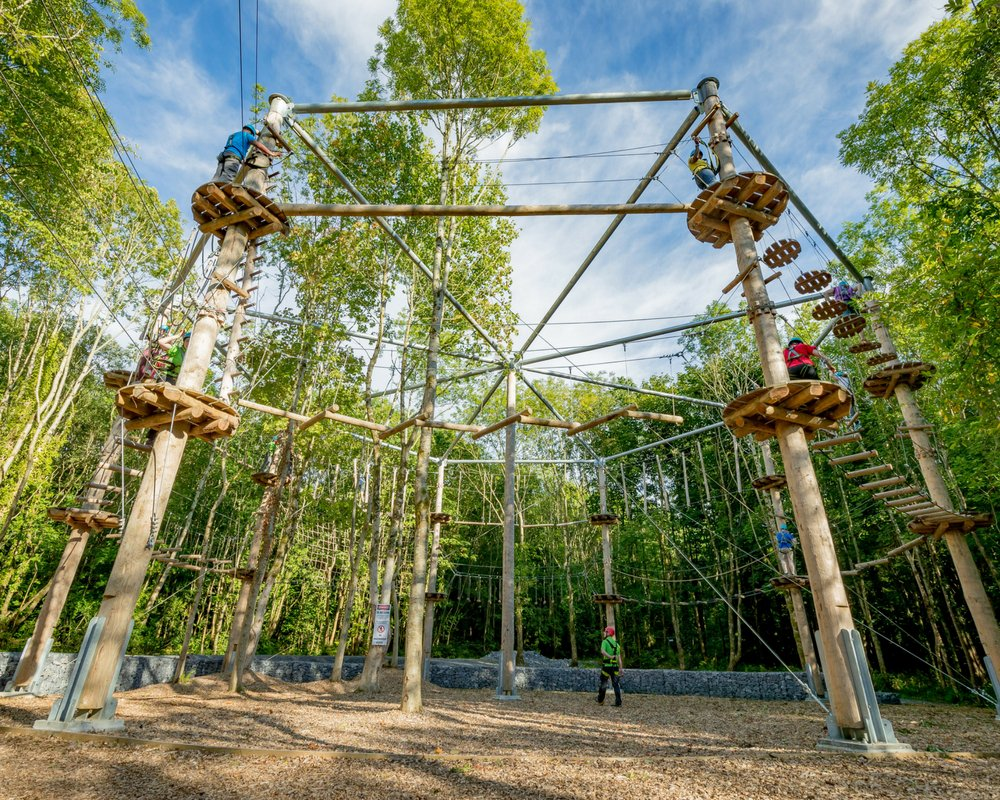 Castlecomer Discovery Park Highropes