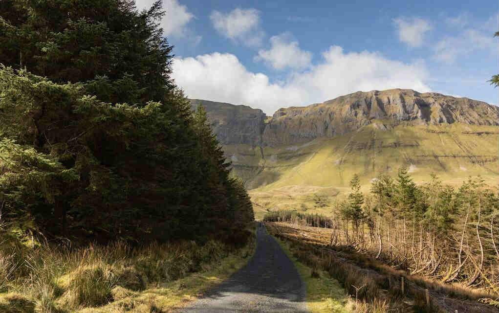 Gleniff Horseshoe for things to do in Sligo - Mykidstime