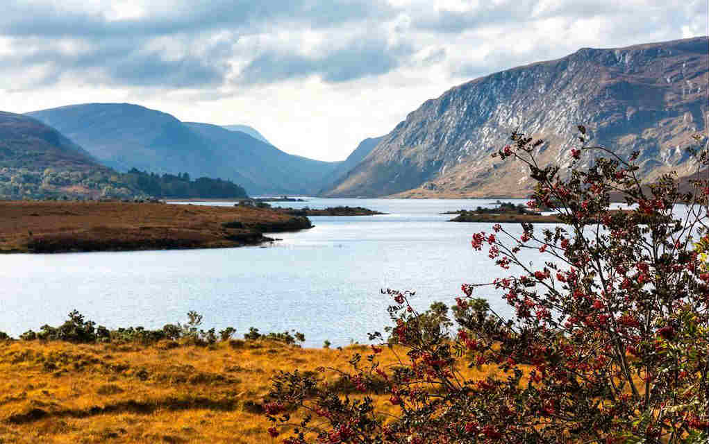 Glenveagh National Park for things to do in Donegal - Mykidstime