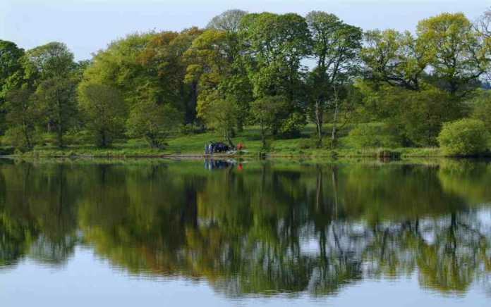 Lough Muckno Leisure Park outdoor places in Monaghan