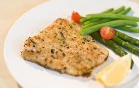 Recipes for Kids baked cod