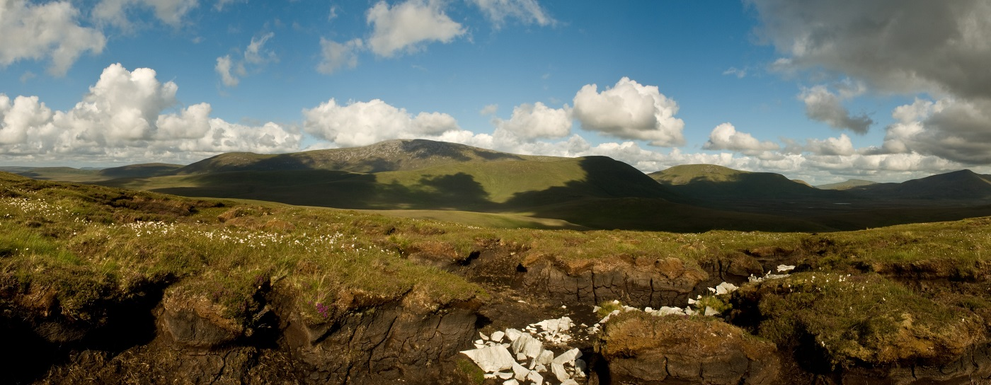 ballycroy national park family walks in Mayo