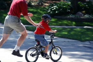 free family things to do bike ride
