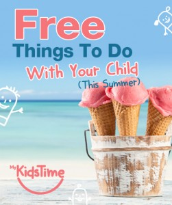 free things to do with your child this summer portrait