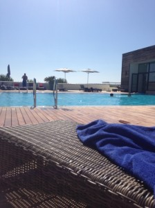 martinhal resort pool