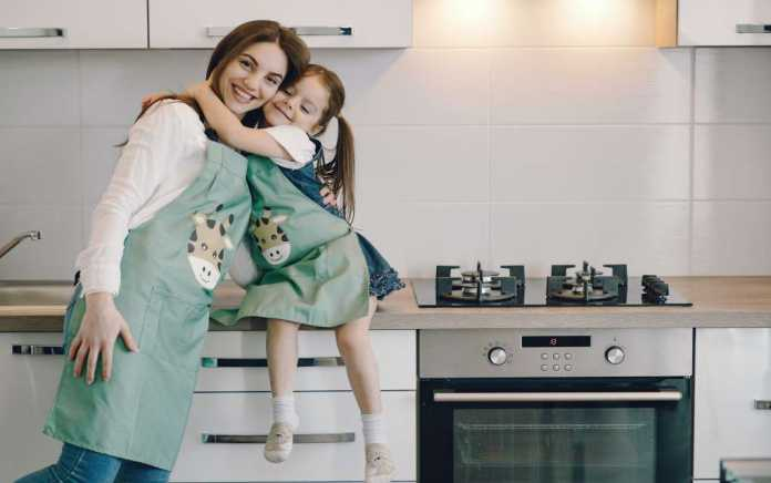 best things about cooking with kids
