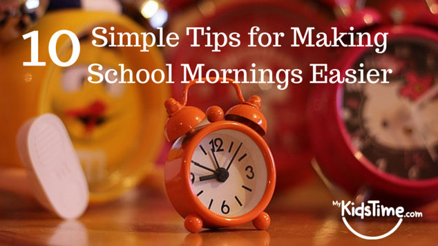 10 Simple Tips for Making School