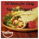 easy family dinners