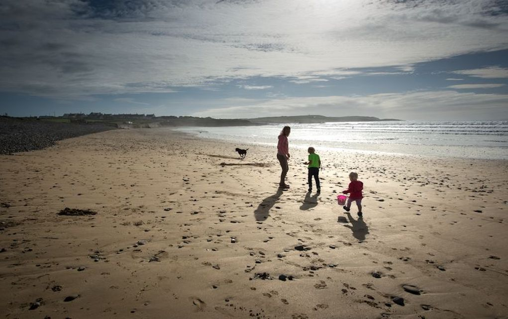 Garrettstown beach Cork Image from Irelands Content Pool things to do in Cork with kids