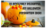 10 Devilishly Delightful Halloween Decoration Ideas