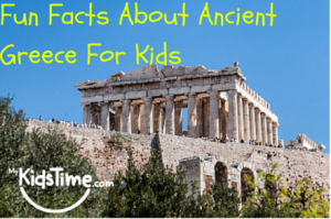 Cool Facts About Ancient Greece For Kids
