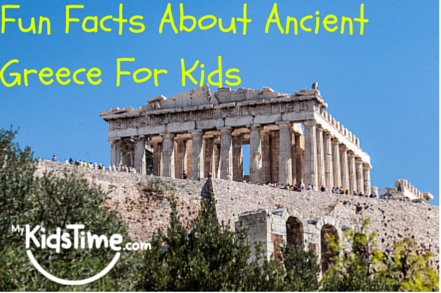 Cool Facts About Ancient GreeceFor Kids