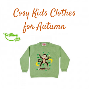 Cosy Kids Clothes for Autumn