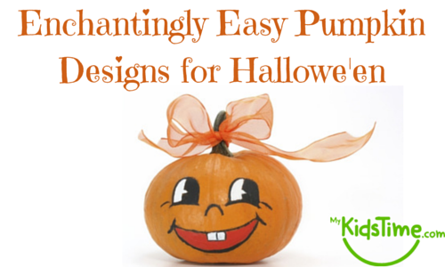 Enchantingly Easy Pumpkin Designs