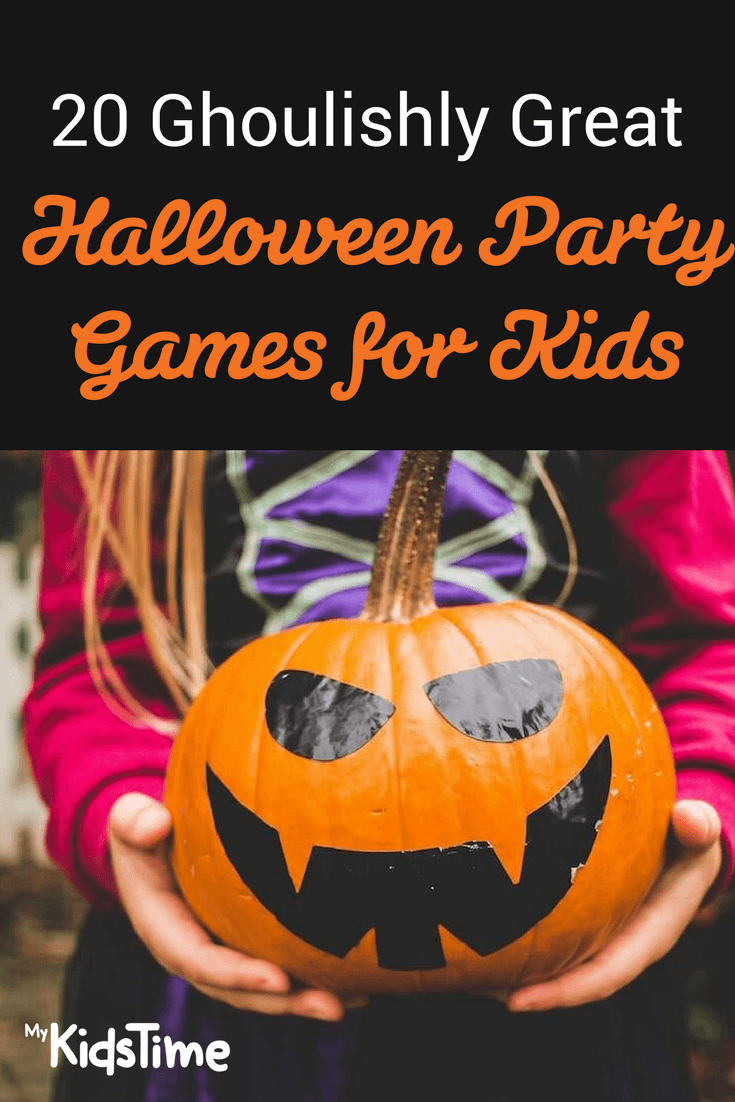 20 Ghoulishly Great Halloween Party Games for Kids