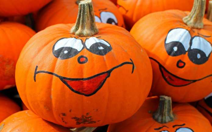 Pumpkin halloween decoration ideas