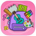 learning games play and create app