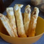 Halloween Party Food Witches Fingers