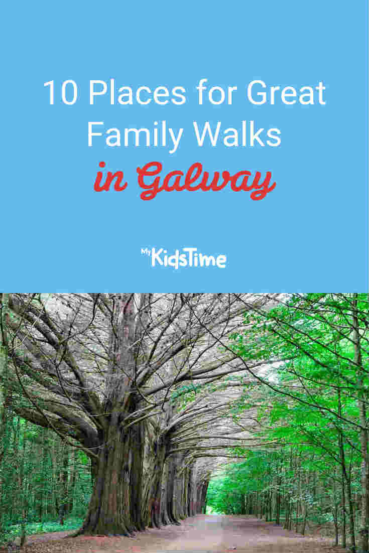 10 Places for Great Family Walks in Galway - Mykidstime
