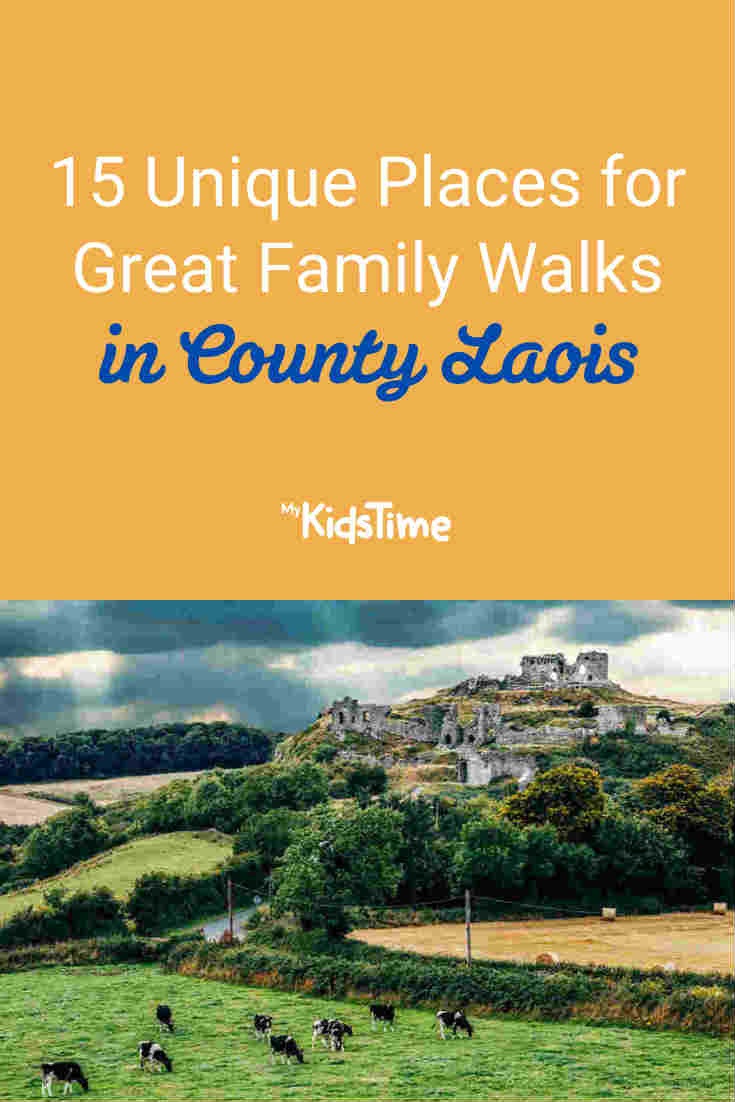 15 Unique Places For Great Family Walks in Laois - Mykidstime