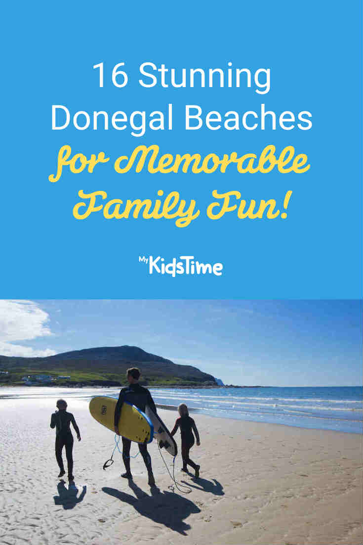 16 Stunning Donegal Beaches for Memorable Family Fun - Mykidstime