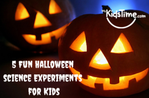 5 Fun Halloween Experiments for Kids